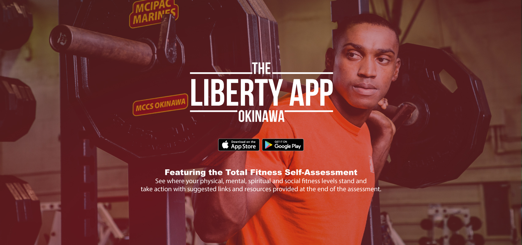 Liberty App Total Fitness Self Assessment