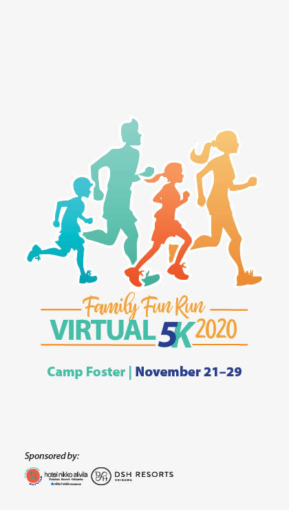 EFMP Month of the Military Family 5K Virtual